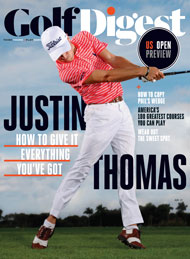 Subscribe to Golf Digest